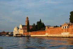 Italien - Venedig Stockbild