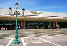 Italien Venedig, Bahnhof Lizenzfreies Stockfoto