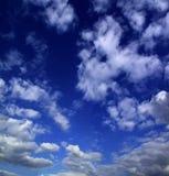 Italien, Wolken Stockbilder