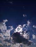 Italien, Wolken Lizenzfreie Stockbilder