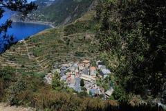 Italien wybrzeże fotografia royalty free