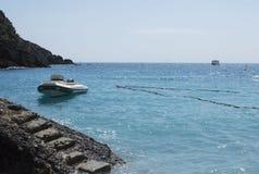 Italienare laguna Fotografering för Bildbyråer