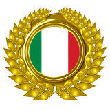 Italienare sjunker vektor illustrationer