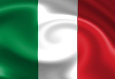 Italienare sjunker Arkivbilder