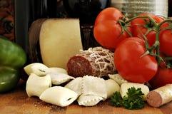 Italiener-noch Leben lizenzfreie stockfotos