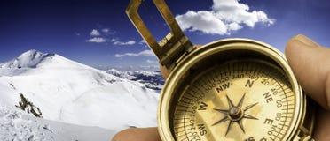 Italienische Alpen Stockfotos