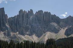 Italienische Alpen Stockfoto