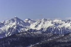 Italienische Alpen Lizenzfreies Stockfoto