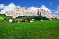 Italienische Alpen, Dolomit Lizenzfreies Stockbild
