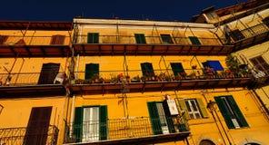 Italienische Architektur Lizenzfreie Stockfotos