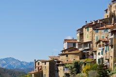 Italienische Architektur Lizenzfreies Stockbild