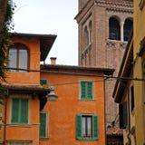 Italienische Architektur verona Stockbild