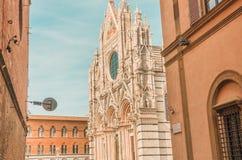 Italienische Architekturpracht lizenzfreies stockfoto