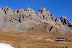 Italienische Dolomit lizenzfreie stockfotografie