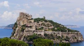 Italienische Festung Lizenzfreies Stockfoto
