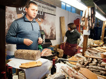 Italienische Gemischtwarenladen Stockfotografie