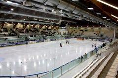Italienische Gesamtes 2009 Abbildung Eislauf-Meisterschaften Stockbild