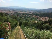 Italienische hights Stockbilder