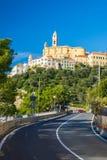 Italienische historische Stadt Lizenzfreie Stockfotos