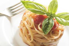 Italienische Küche Stockfotos