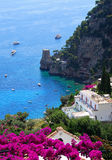 Italienische Küste Stockfotografie