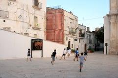 Italienische Kinder lizenzfreie stockfotografie