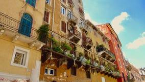 Italienische Kultur und Geschichte, Häuser lizenzfreie stockfotos