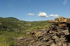 Italienische Landschaft Lizenzfreie Stockfotografie