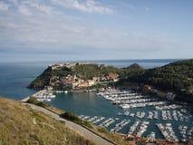 Italienische Landschaft stockbild
