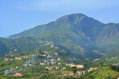 Italienische Landschaft stockfotos
