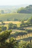Italienische Landschaft Lizenzfreie Stockfotos