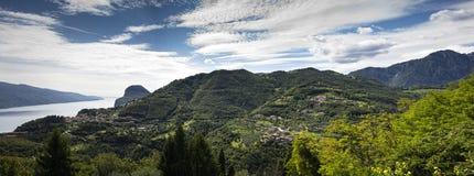 Italienische Landschaft Lizenzfreies Stockfoto