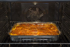 Italienische Lasagne Stockbilder