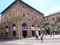 Italienische Leute, Parma, Italien Lizenzfreies Stockbild