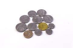 Italienische Lira Stockfotos