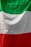 Italienische Markierungsfahne Lizenzfreies Stockfoto