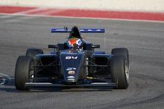 Italienische Meisterschaft F4 angetrieben durch Abarth Lizenzfreie Stockfotos