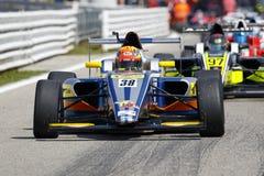 Italienische Meisterschaft F4 angetrieben durch Abarth stockfoto