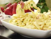 Italienische Nahrung Lizenzfreie Stockfotos