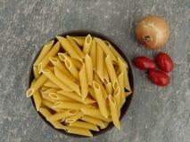 Italienische Nahrung Lizenzfreie Stockfotografie
