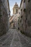 Italienische perspektivische Verkürzung Stockfotos