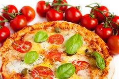 Italienische Pizza Stockfotos