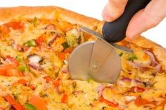 Italienische Pizza Stockbilder