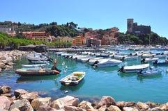 Italienische Sommerferien Stockfoto