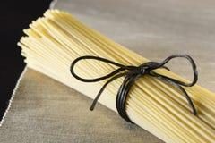 Italienische Spaghettis Lizenzfreies Stockfoto