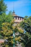 Italienische Städte - Mailand Lizenzfreie Stockfotografie