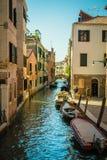 Italienische Städte - Venedig Stockfotografie