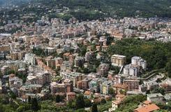 Italienische Stadt Stockfoto
