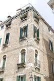 Italienische Straße Stockfoto
