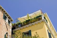 Italienische Straße Stockfotografie